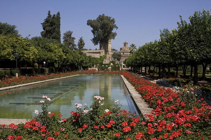 Córdoba Entrada Gratis a los jardines del Alcázar de los Reyes Cristianos