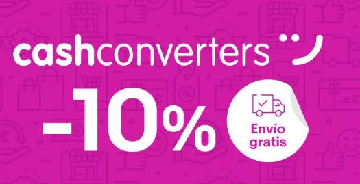 Pink Days de Cash Converters -10% extra en esta selección
