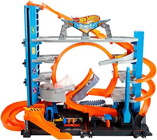 Hot Wheels - Megagaraje - coches juguetes