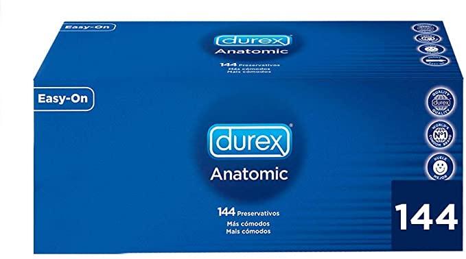 Pack 144 condones Durex (0,22€/unidad)