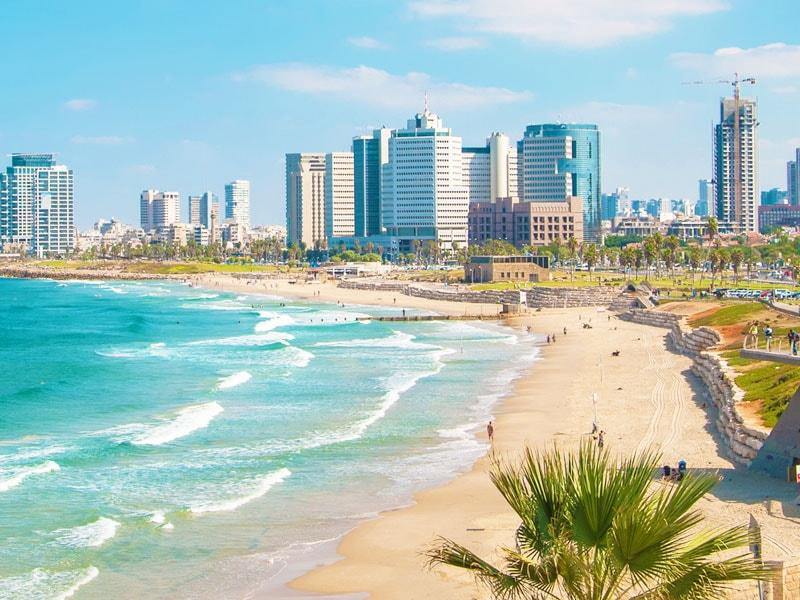 Vuelos baratos desde Madrid y Barcelona a Tel Aviv (Ida y vueta)
