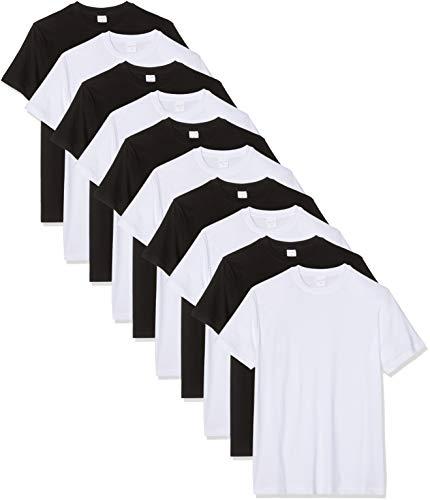 Luigi Bottoni Hombre T-Shirt, Pack de 10 talla XXL.