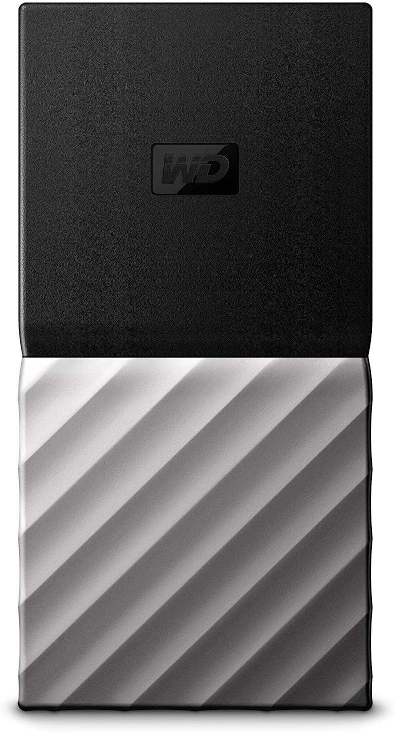 SSD WD My Passport 256GB por 54€ + cupón de 9,72€ de regalo