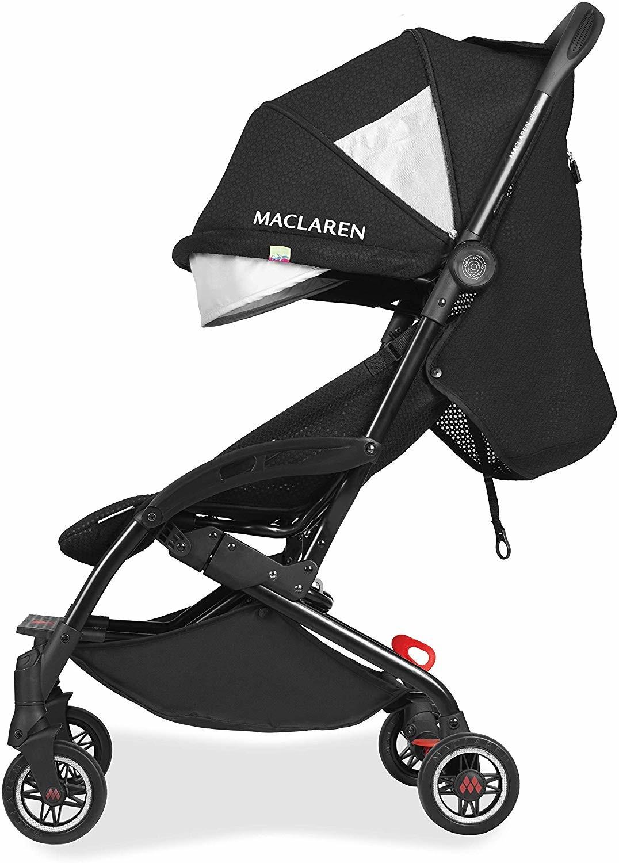 ¡Precio mínimo! Silla de paseo Maclaren ultracompacta y ligera, capacidad de hasta 25 kg (Precio original: 398 euros)