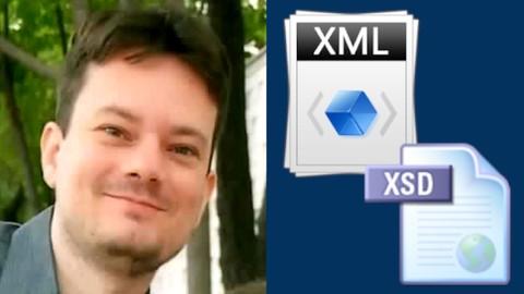 Udemy en Inglés: XML y XSD: un curso completo basado en contenido W3C