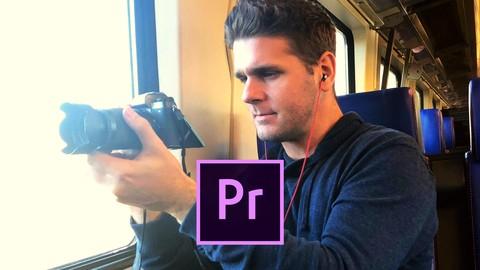 Udemy en Inglés: Adobe Premiere Pro: Edición de video para principiantes