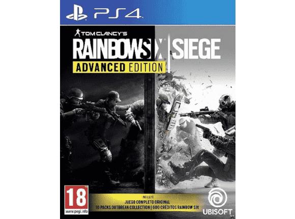 Rainbow Six Siege Advanced Edition - XBOX ONE y PS4