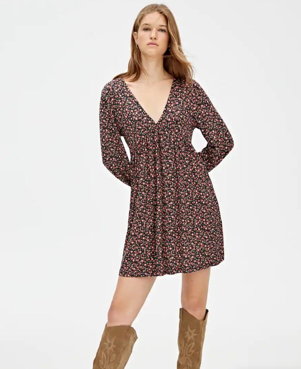 Vestido de Pull&Bear 3 colores