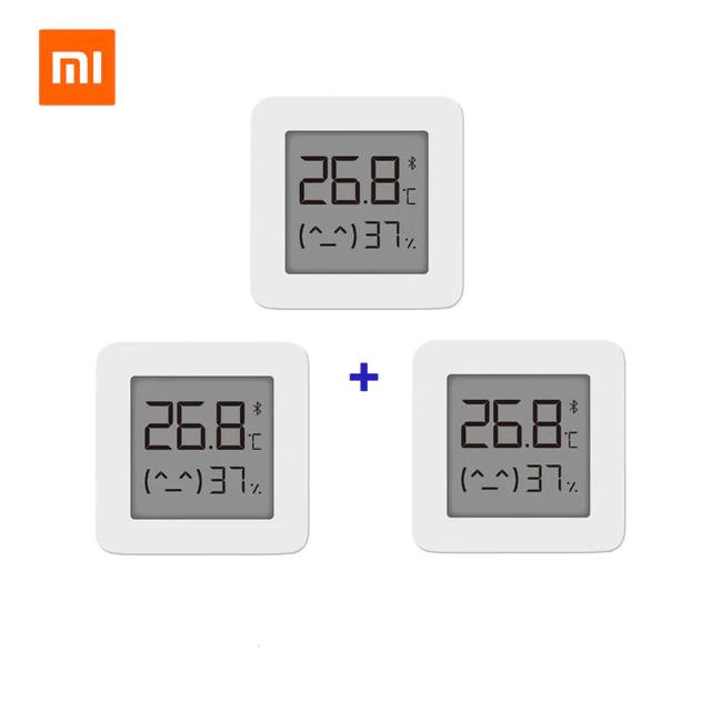 Pack de 3 termómetros Xiaomi por 9.95€