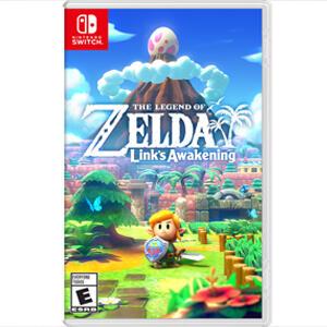 The Legend of Zelda: Link's Awakening (Físico, AlCampo Burgos)