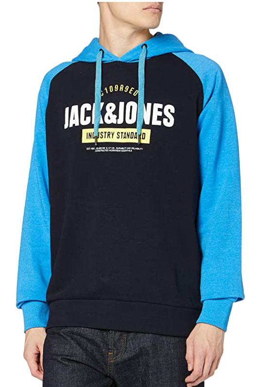 TALLA XL - Jack & Jones Jcofranklin Sweat Hood Sudadera para Hombre