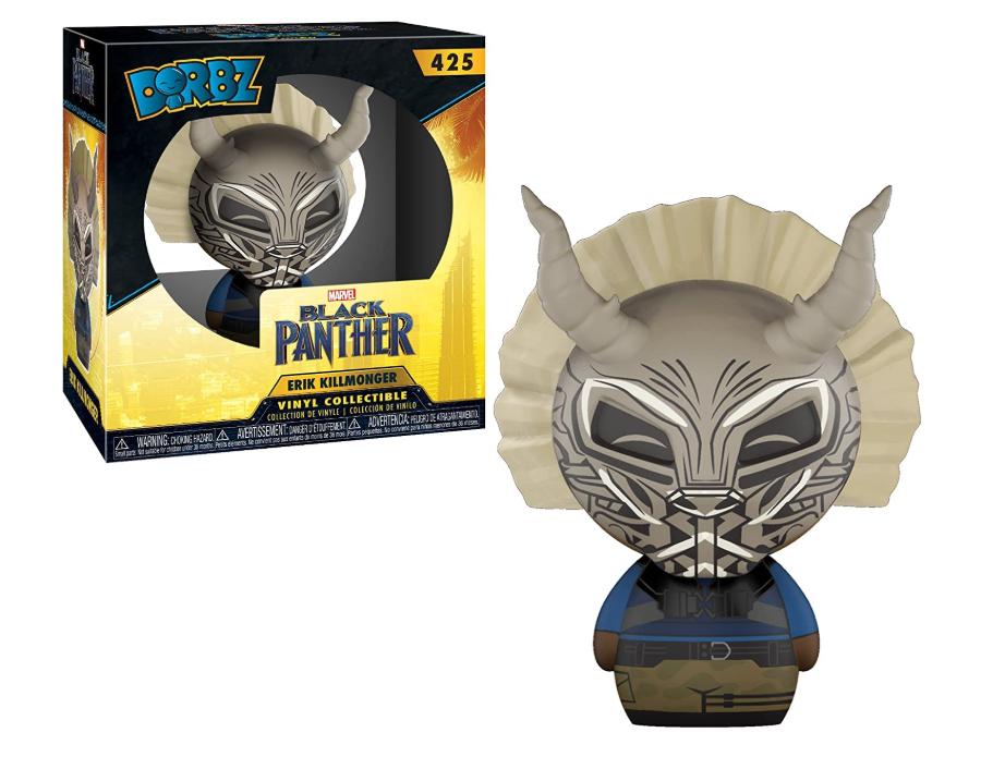 Funko - Marvel Black Panther: Killmonger