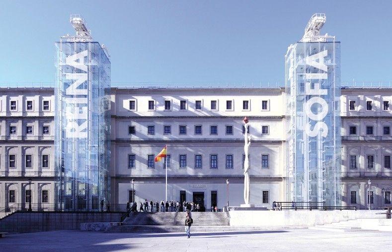 Museo Reina Sofia Entrada Gratuita 6 y 7 de Junio en Madrid
