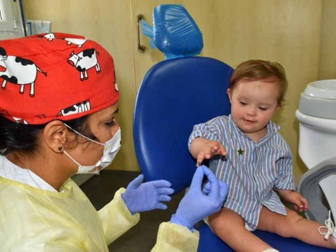 Gratis Odontología pediátrica para niños con discapacidad (Zaragoza)