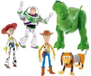Figuras DISNEY de Toy Story 18cm (AlCampo)