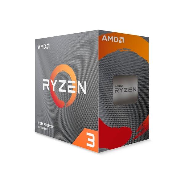 AMD Ryzen 3 3300X (superior en Gaming al Ryzen 2700X y muy próximo a 3600)
