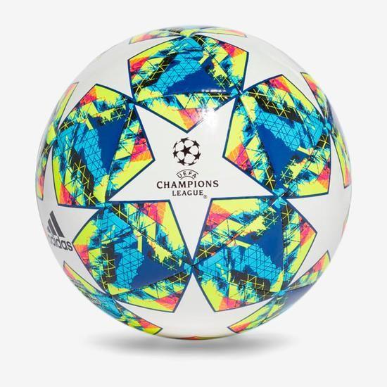 Balon de futbol adidas champions league finale