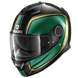 Recopilación de cascos moto