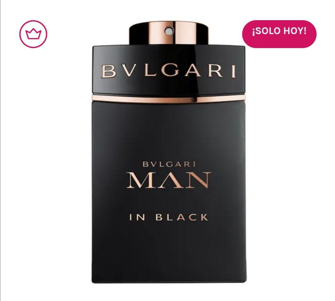BVLGARI Man In Black Eau de Parfum para hombre 100ml
