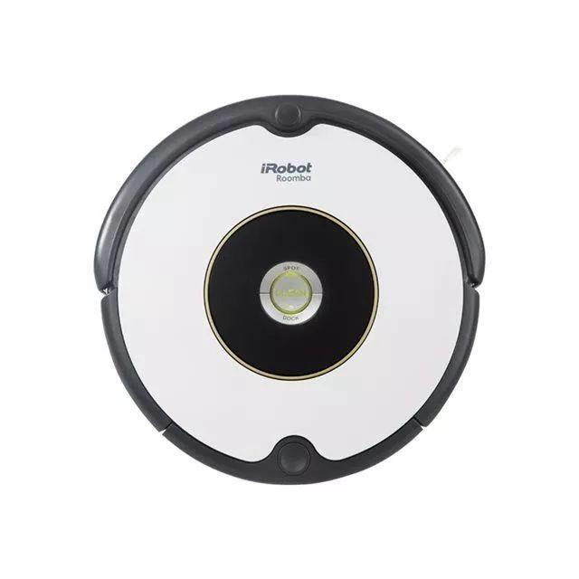 Aspiradora robótica IROBOT ROOMBA 605 - 240 V - 61 dB -120 minutos de autonomía