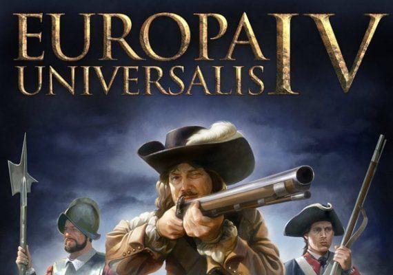 DLC para Europa Universalis IV - Steam (Alemán e Inglés)