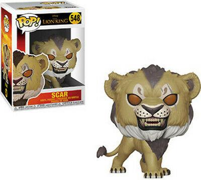 The Lion King (Live Action) - Scar - Funko Pop! Disney
