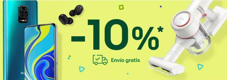 10% EXTRA en selección de productos eBay