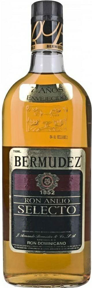 Ron Bermudez Añejo Selecto 7 Años 70cl