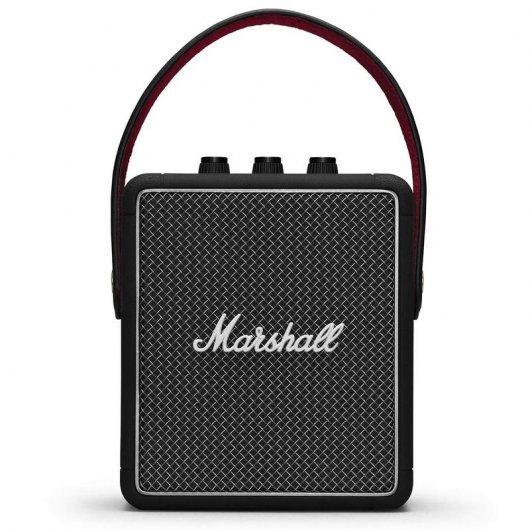 Marshall Stockwell II Altavoz Portátil Negro