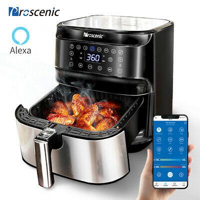 Proscenic Freidora de Aire Caliente Sin Aceite 5.5L controla por App y Alexa