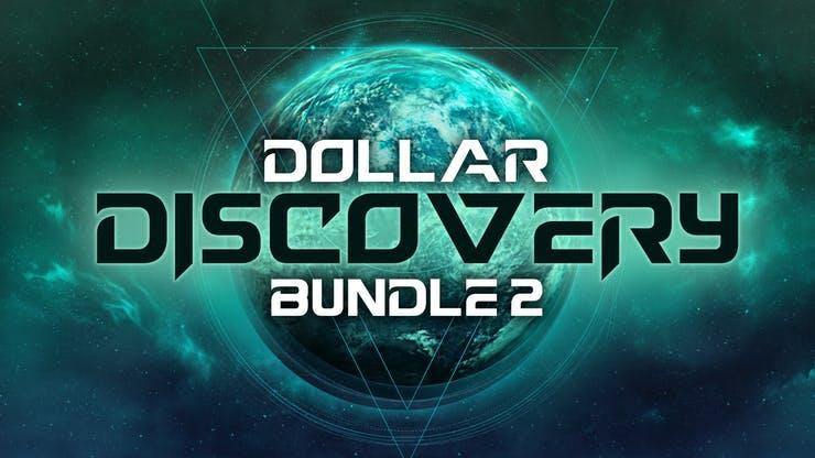Dollar Discovery Bundles - Packs de juegos PC Steam por 1€