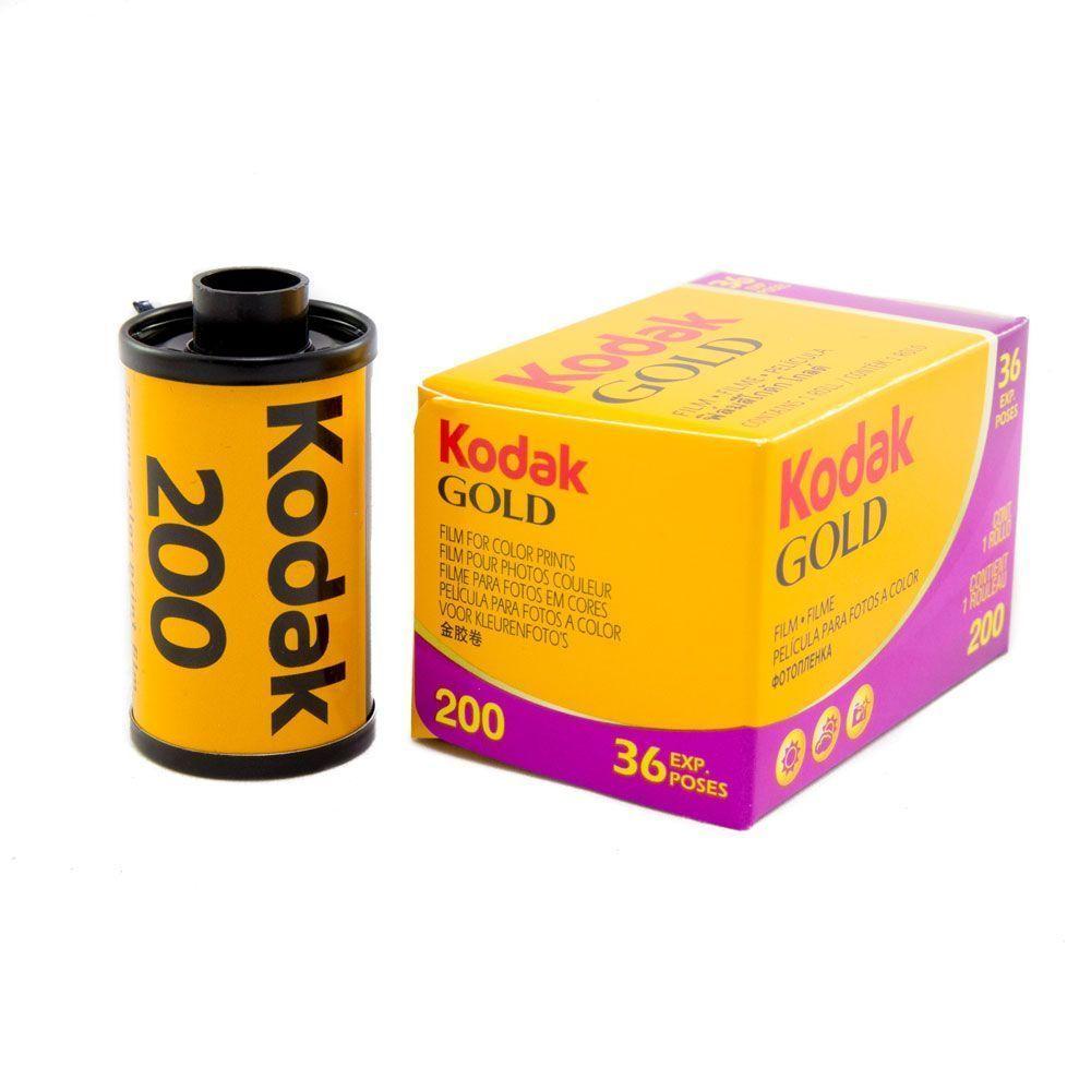 Kodak Gold 36 exp. pack de 3 (Amazon)