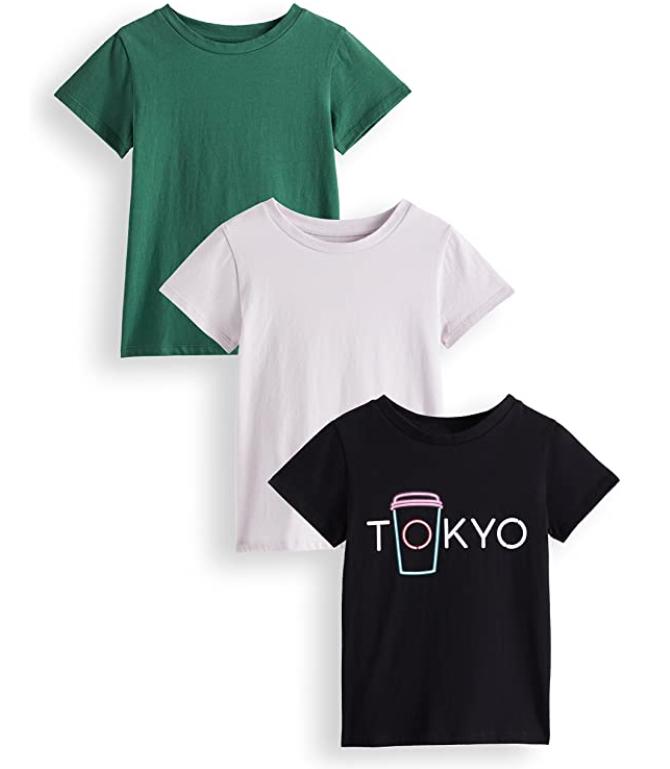 Pack de 3 Camiseta London Niñas