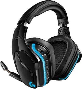 (Reaco Bueno) Logitech G935 Auriculares Gaming RGB Inalámbrico