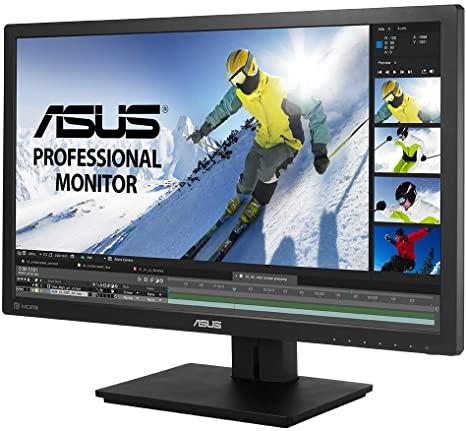 "ASUS PB278QV - Monitor Profesional 27"" WQHD, 2560x1440, IPS, 100% sRGB, 75 Hz, Adaptive-Sync,"