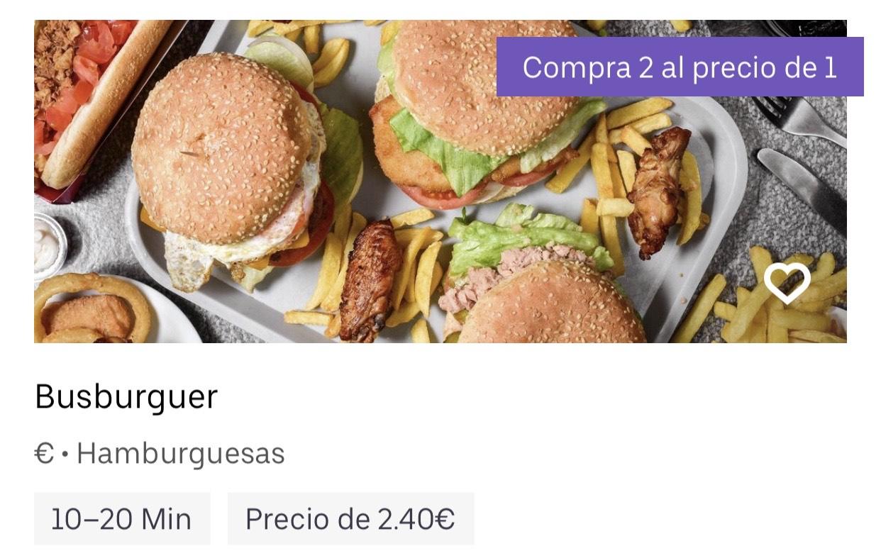 2x1 Busburger