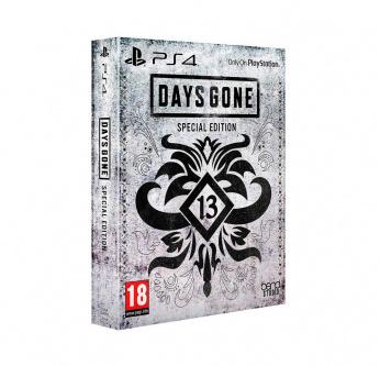 Days Gone Ps4 Edicion Especial