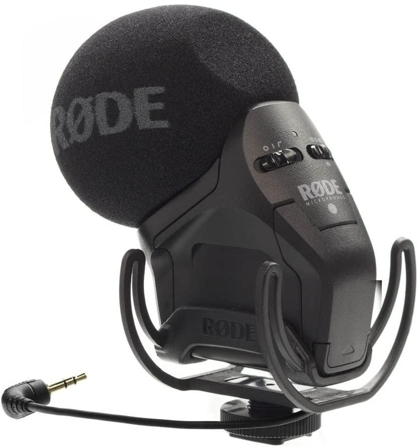 Rode SVMPRY Micrófono estéreo para cámaras