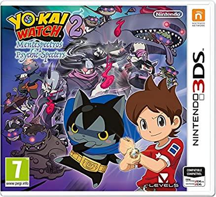Yo-Kai Watch 2 Mentespectros(Nintendo 3DS)