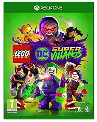 LEGO DC Super Villanos(Xbox one)