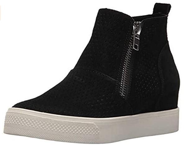 Mujer Cuña Sneakers Plataforma