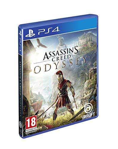 Assassin's Creed Odyssey para PS4 juego físico