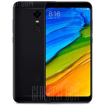 Xiaomi Redmi 5 Plus 4G Versión global - Solo negro