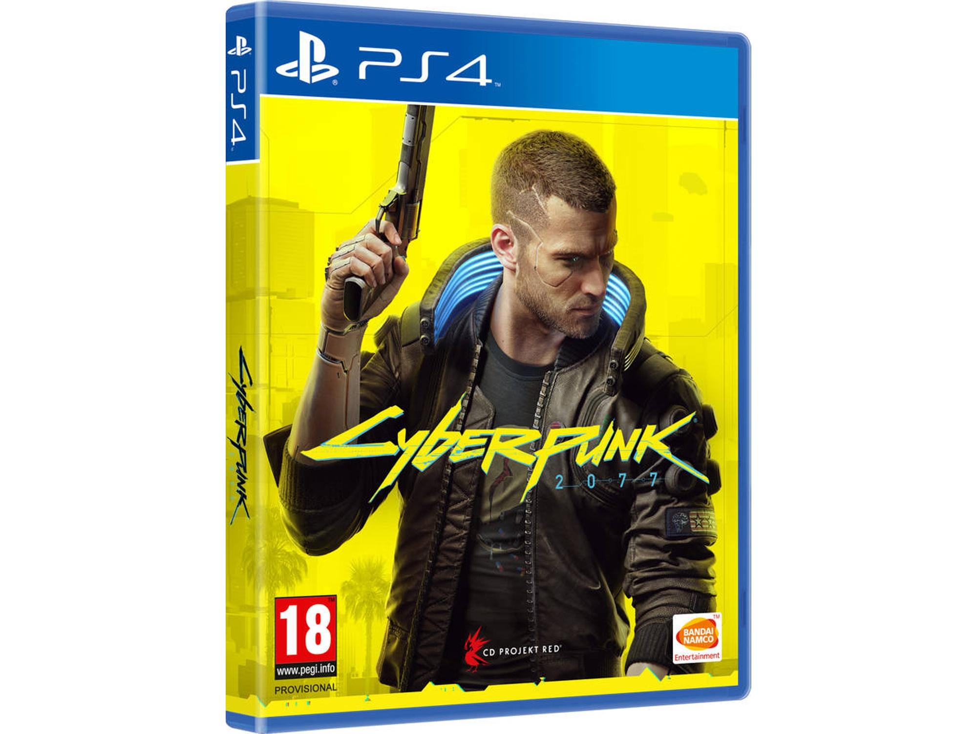Cyberpunk 2077: Collectors Edition para PS4