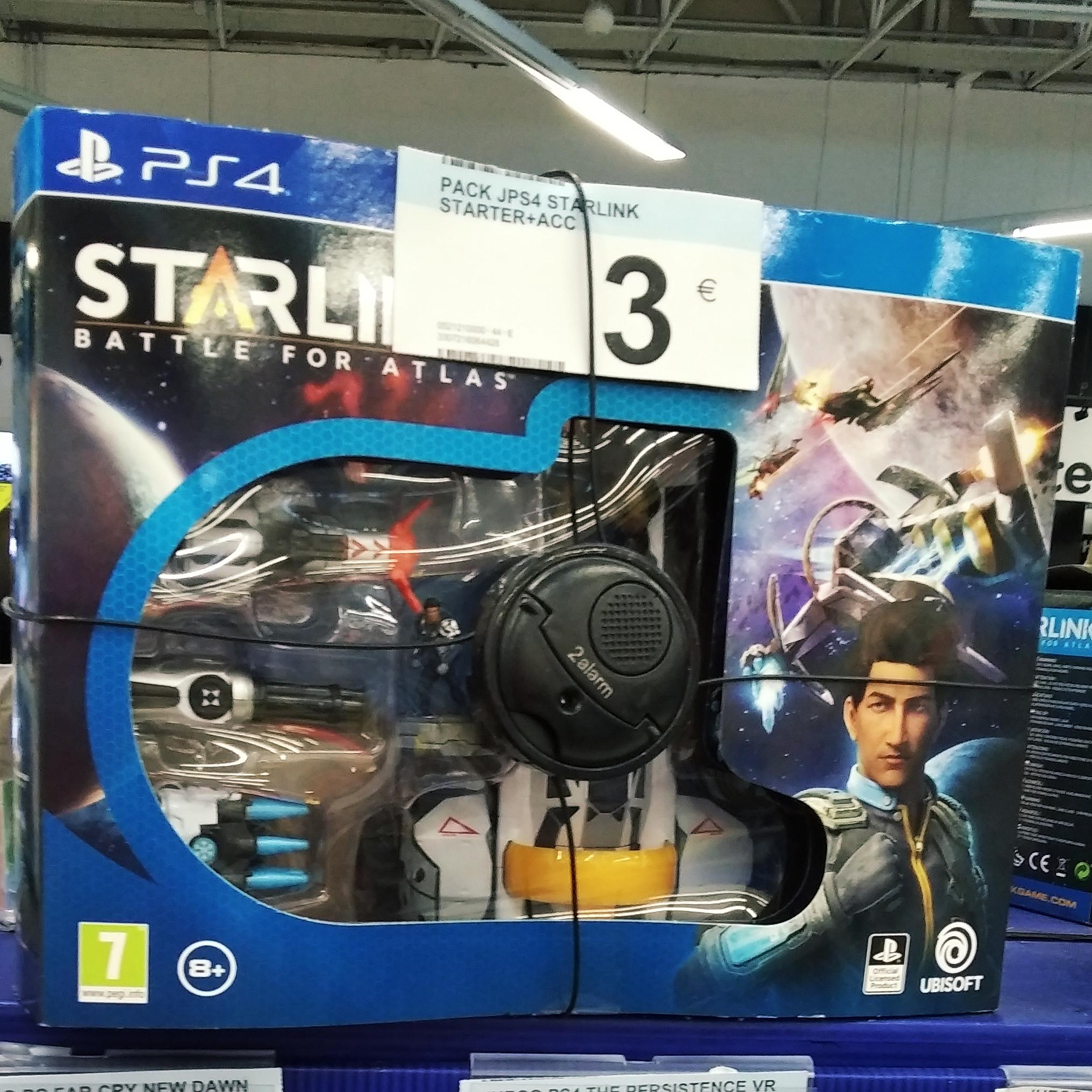 StarLink, juego base a preciazo! - Carrefour