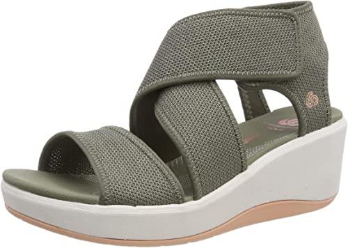 Clarks Step Cali Palm, Zapatillas para Mujer talla 42.