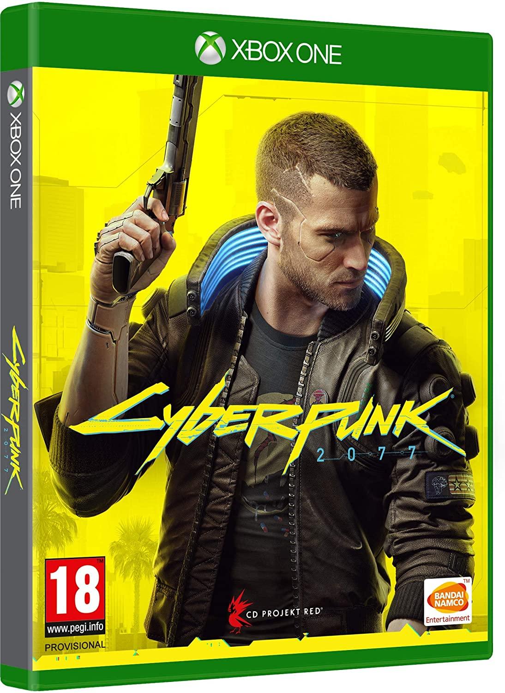 Cyberpunk 2077 PS4 o Xbox One