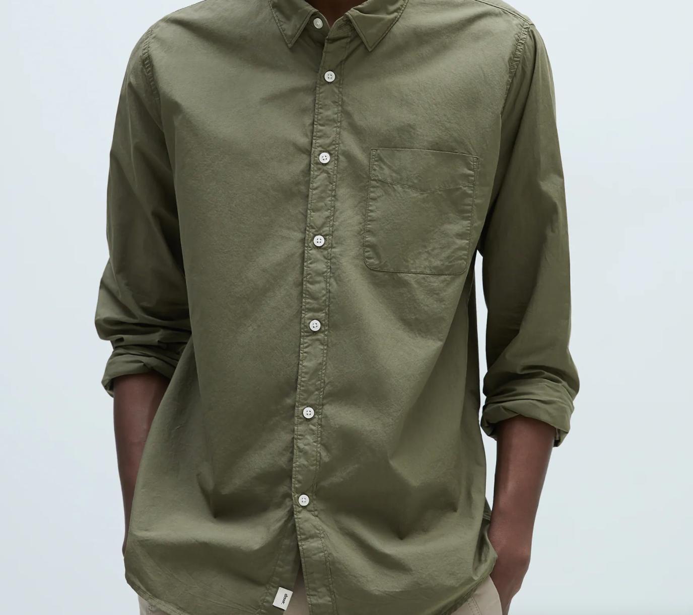 Camisa de Zara 4 colores