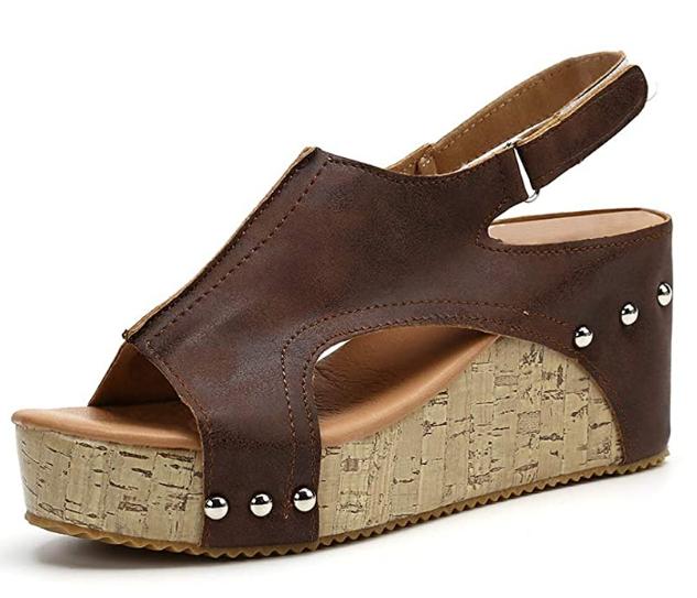 Sandalias Mujer Cuña - varias tallas (pocas unidades)
