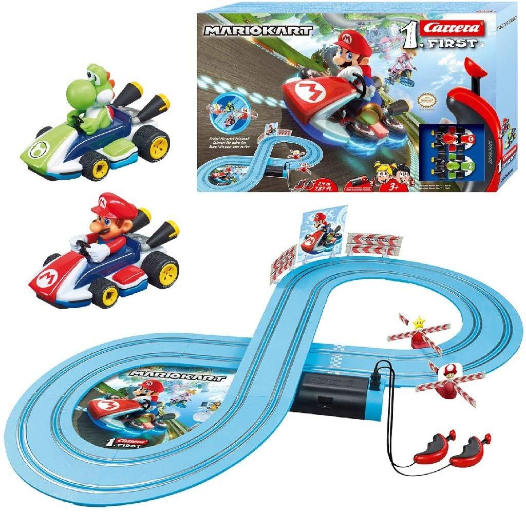 Cicuito Carrera First Nintendo Mario Kart Ampliado